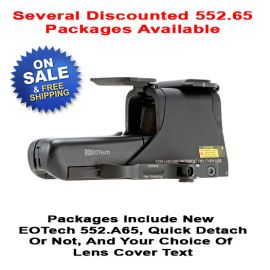 EOTech 552.a65 Scope Discounted Packages