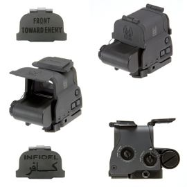 EOTech EXPS Scope Hood And Lens Cover Combo