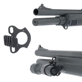 Remington 1100 And 1187 Sling And Flashlight Mount Home Design Ideas