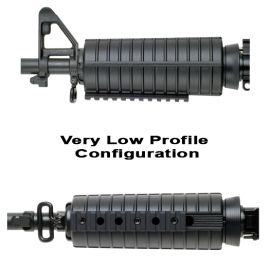 AR-15/M16 Under Forearm Integrated Rail (UFIR)