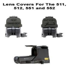 EOTech Lens Covers For The 511, 512, 551 And 552