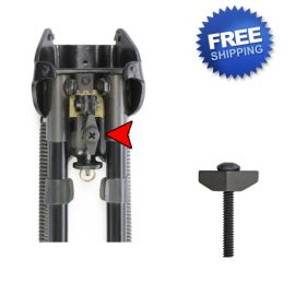 Harris Bipod T-Nut (Tool-Less Attachment Thumbnut)