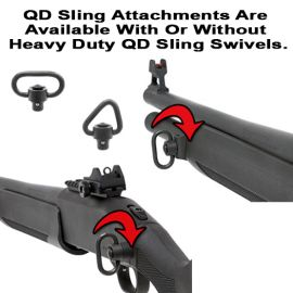 Mossberg 930 Front & Rear Quick Detach Sling Attachments