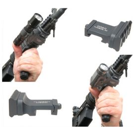 Offset Tactical Flashlight Mount