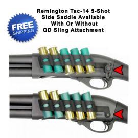 Remington Tac-14 Side Saddle Shell Holder