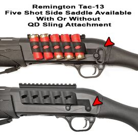 Remington TAC-13 Side Saddle Shell Holder