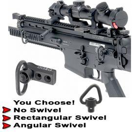 SCAR Quick Detach Rear Sling Attachment