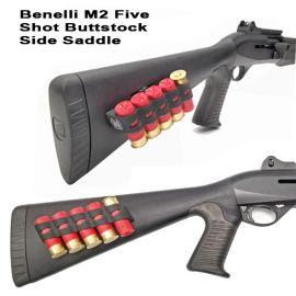 Benelli M2 Buttstock Side Saddle