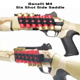 Benelli M4 Side Saddle
