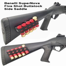 Benelli SuperNova Buttstock Side Saddle