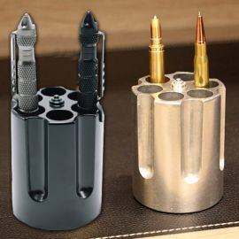 Magnum Cylinder Pen & Pencil Holder