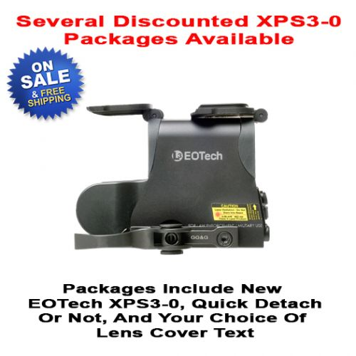 EOTech XPS3-0 Combat Ready Discounted Packages