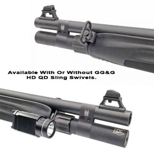 Beretta 1301 Shotgun Quick Detach Sling And Flashlight Mount