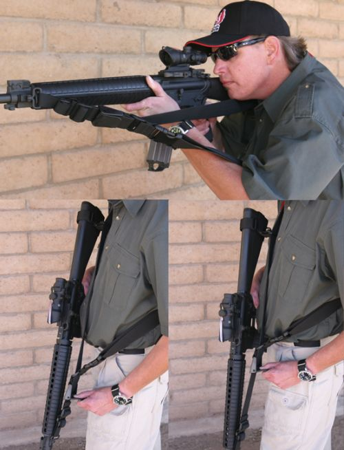 Specter SOP Sling With The Armed Forces Deployment Package