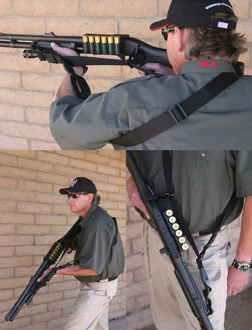 Specter Universal SOP 3 Point Tactical Sling With ERB